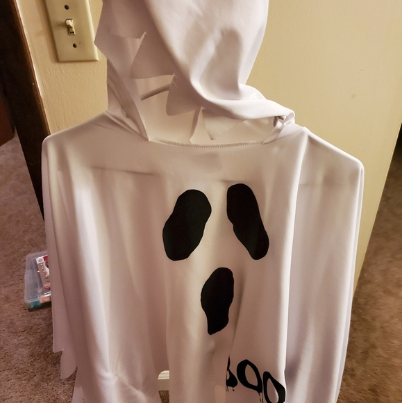 Ghost poncho